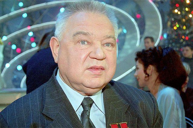 Георгий Гречко, летчик-космонавт СССР