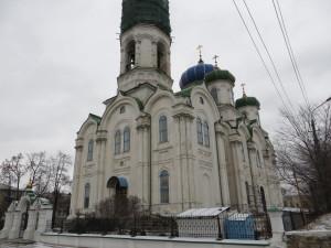 Кыштымский Храм Рождества Христова